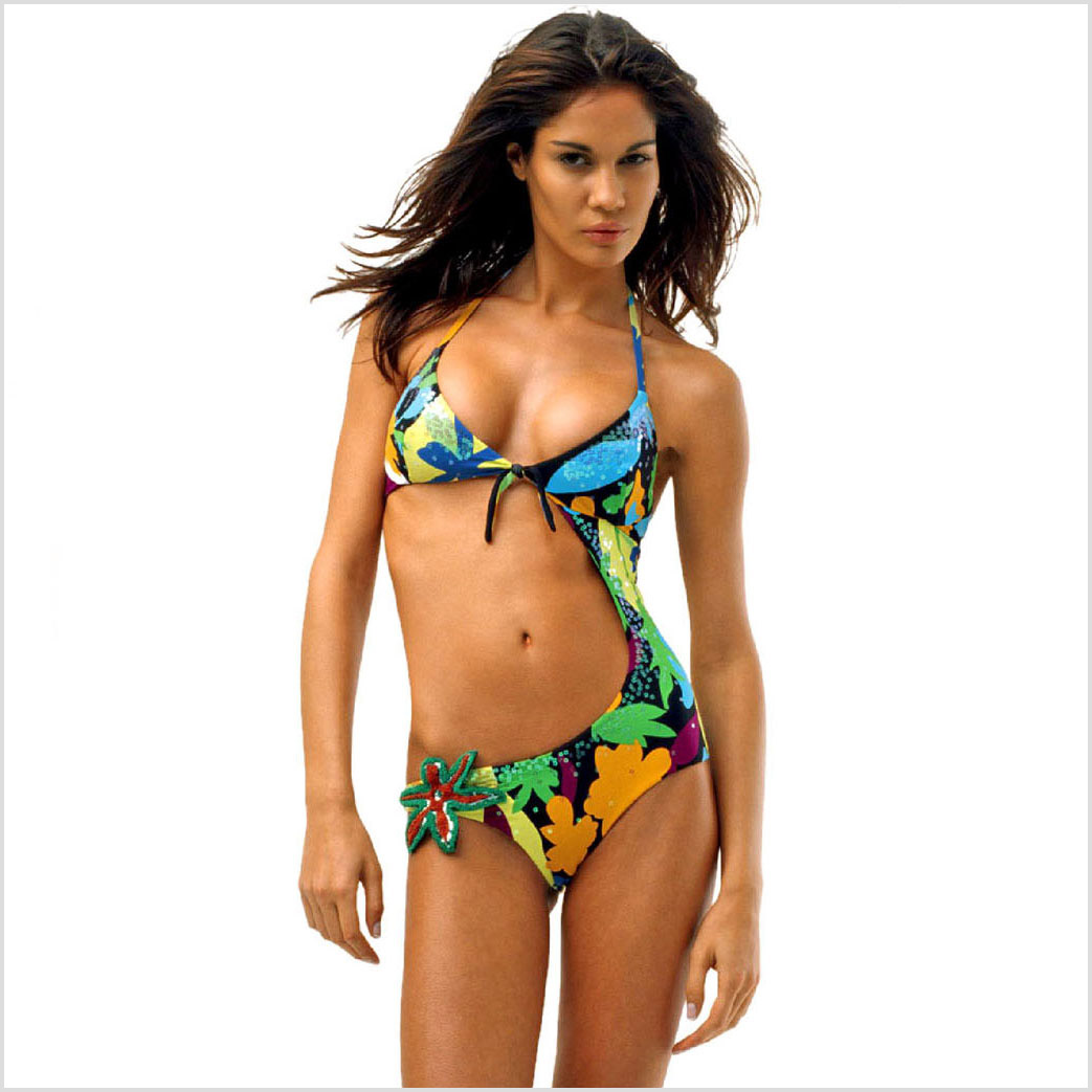 Nadia guidi bikini design