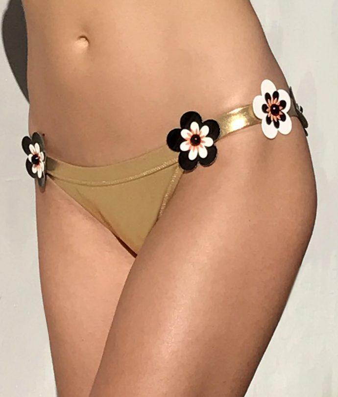 Bikini Nadia Guidi Flowa Gold